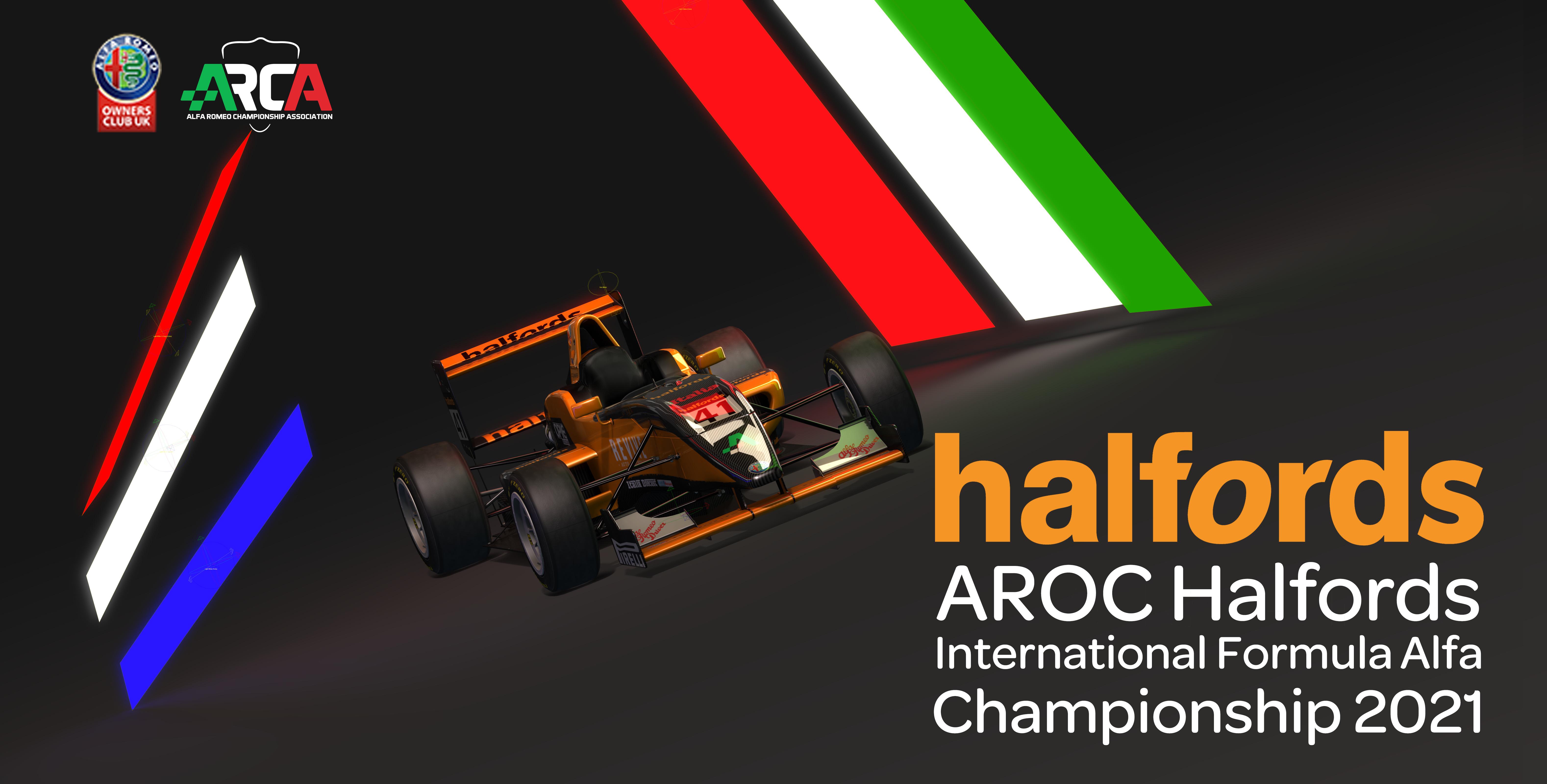 AROC Halfords International Formula Alfa Championship-image